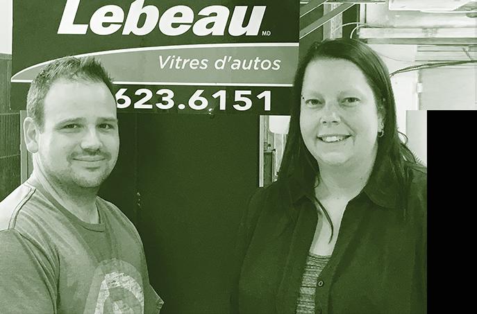 SADC Antoine-Labelle - Lebeau vitre d'auto
