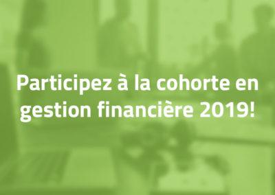 Cohorte en gestion financière